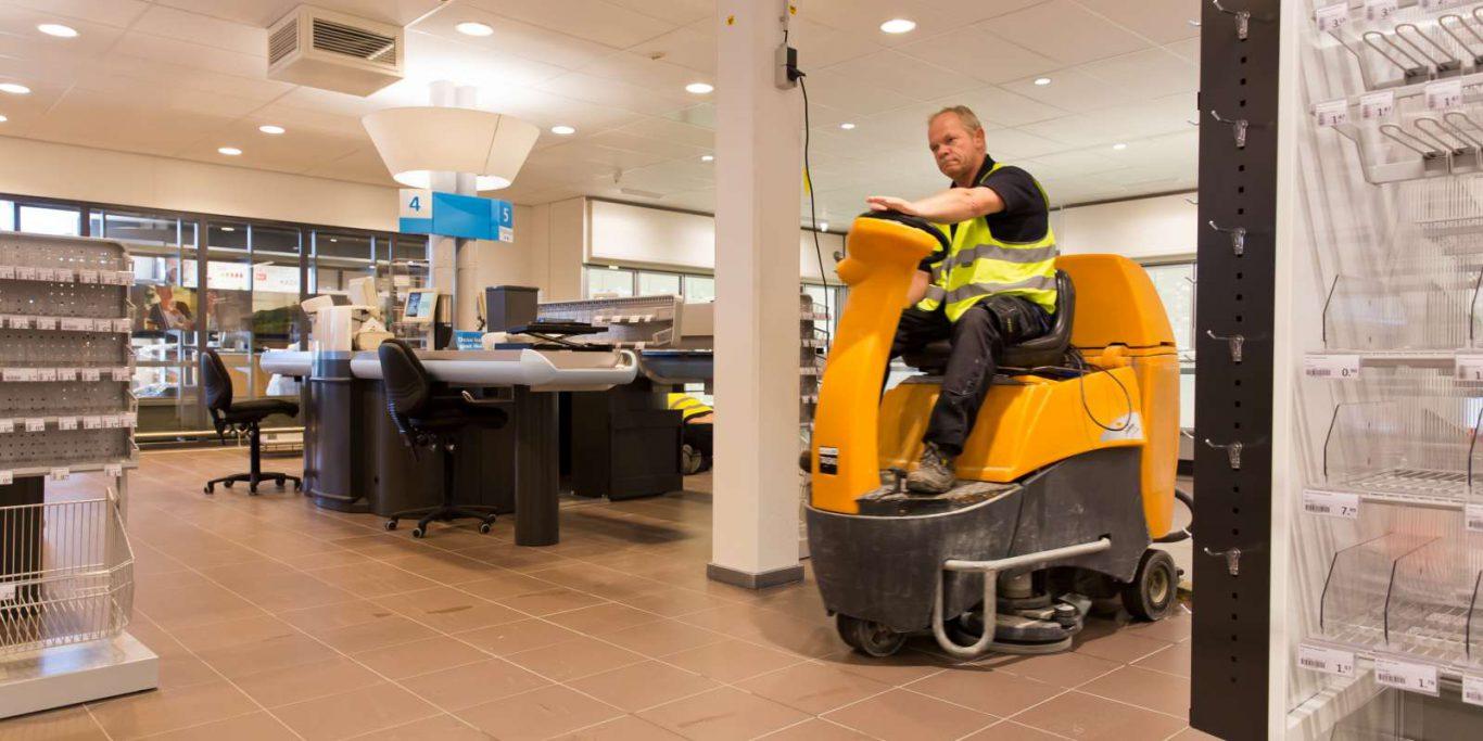 Schoonmaakbedrijf Deventer